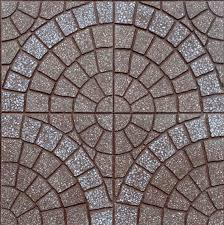 SKETCHUP TEXTURE UPDATE PAVER COBBLE STONES FLOOR OUTDOOE