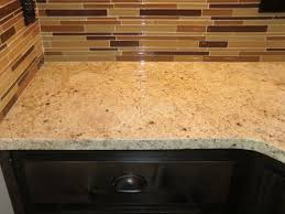 how to install glass tile backsplash with no mess the experts