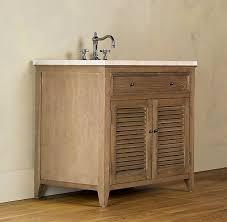 Restoration Hardware Bathroom Vanity Single Sink by 11 Best Bath Vanities Images On Pinterest Single Vanities 36