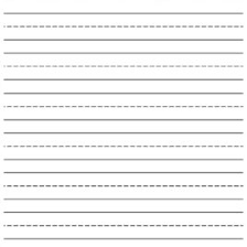 Free Lined Letter Writing Paper Coloring Page Printing Paper For