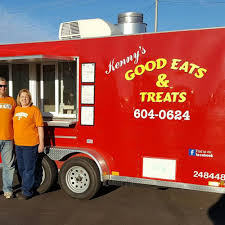 100 Treats Truck Kennys Good Eats Knoxville Food S Roaming Hunger