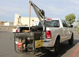 Pickup Trucks - SpitzLift Portable Crane