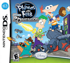 Phineas And Ferb Halloween by Amazon Com Phineas And Ferb Across The 2nd Dimension Nintendo