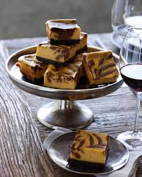 Marbled Pumpkin Cheesecake Brownies by Chocolate Pumpkin Cheesecake What U0027s Gaby Cooking
