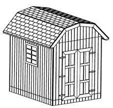4x8 slant roof shed 26 all purpose backyard shed plans original