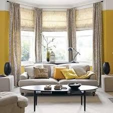 gardinen wohnzimmer erker wohnzimmer