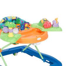 Safety 1st Disney Pooh Walker by Amazon Com Safety 1st Sounds U0027n Lights Discovery Walker Dino