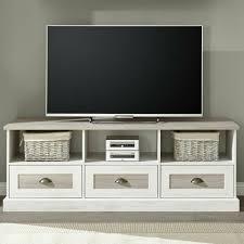 tv board lowboard tv bank colorado wohnzimmer landhaus pinie