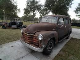 Rare 1951 Chevrolet Pickups Vintage For Sale