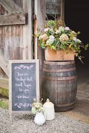 Rustic Irish Wedding Inspiration