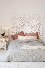 Beachy Headboards Beach Theme Guest Bedroom With Diy Wood by Best 25 Wall Headboard Ideas On Pinterest Wood Headboard