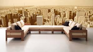 modulares sofa minimalistisch modern stil für taverne