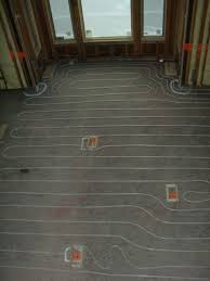 Radiant Floors For Cooling by Radiant Heating Gallery Sunworks Sunworksplus