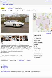 At $7,500, Could This 1978 Porsche 928 Have You Singing Wake Up ... Daily Turismo 10k Shatei Class 1984 Toyota Celica Supra 7mgte Fniture Marvelous Craigslist Florida Cars And Trucks By Owner Fresh Elegant Houston Tx 27229 Macon Image 2018 For Sale Awesome Used Louisville Ky 5500 Would You Crossover To This 1999 Lexus Lx470 Suv Lovely Honda Accord For By Civic And Caught On Barn Find 1966 Chevy Malibu 50 Best Hartford Vehicles Savings From 2799 Ie