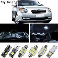 for hyundai accent sonata car led bulbs for cars t10 ba9s 31mm