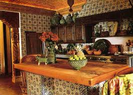 Mexican Style Kitchen Design And By Means Of Placing Some Decorations For Your In Alluring Method 50
