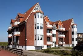 2 zi ferienwohnung in cuxhaven duhnen mit meerblick vom sonnigen balkon duhnen