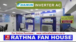 100 Fanhouse Daikin AC Offer At Rathna Fan House 10 Sec Mp4