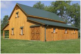 Customers Pole Barn Plans