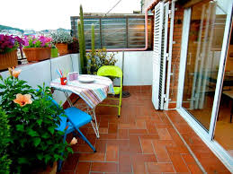 100 Top Floor Apartment W Private Terrace In Gracia And Minutes From Downtow Grcia