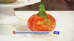 Pumpkin Patch Indianapolis by Locally Made Glass Pumpkins Featured In Great Pumpkin Patch In