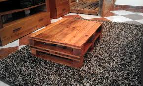 Coffee Table Out Of Pallets New On Rustic Made Reclaimed Pallet Dma