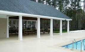 Tapered PVC Porch Columns