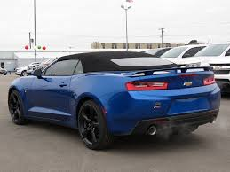100 Convertible Chevy Truck 2018 Camaro LT RWD For Sale In Ada OK J0141704
