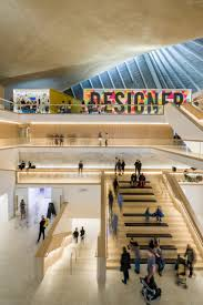 100 Interior Design Photographs First Photographs Reveal Londons New Museum