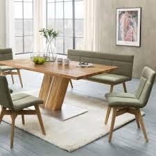 standard furniture sitzbank arona polsterbank mit massivholzgestell bank mit aufwendiger steppung für esszimmer oder küche