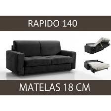 canapé convertible rapido pas cher canapé lit 3 places master convertible rapido 1 achat vente