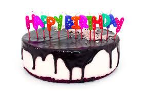 Happy Birthday Cake Full HD Wallpaper Wallpaper