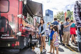 100 Food Truck Festival Seattle Street Is Hyperlocal But Globally Inspired