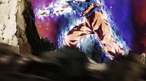 Gifdbs Dbs 540px Universe Survival Saga Zen Oh Arc Dragon Ball Super Jiren Goku Son Ultra Instinct Vs Fight