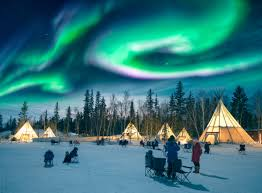 This is how and where to see the Northern Lights in 2018