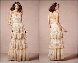 Unique Pictures Of Wedding Dresses With Romantic Rustic