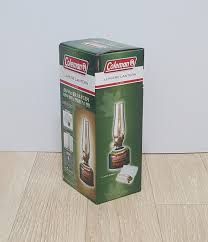 Gas Lamp Mantles Outdoor by Coleman Lumiere Gas Lantern No Mantle Beautiful Light Camping