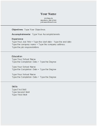 Sample Resume For Teenager First Job Popular No Experience Examples 0d Good Looking