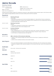 Marketing Resume: Sample & Complete Guide [+20 Examples] Resume Sample Rumes For Internships Head Of Marketing Resume Samples And Templates Visualcv Specialist Crm Velvet Jobs How To Write A That Will Help Land Your Skills 2019 Are You Qualified Be Hired Complete Guide 20 Examples Spin For Career Change The Muse Top To List On 40 8 Essential Put On In By Real People Intern