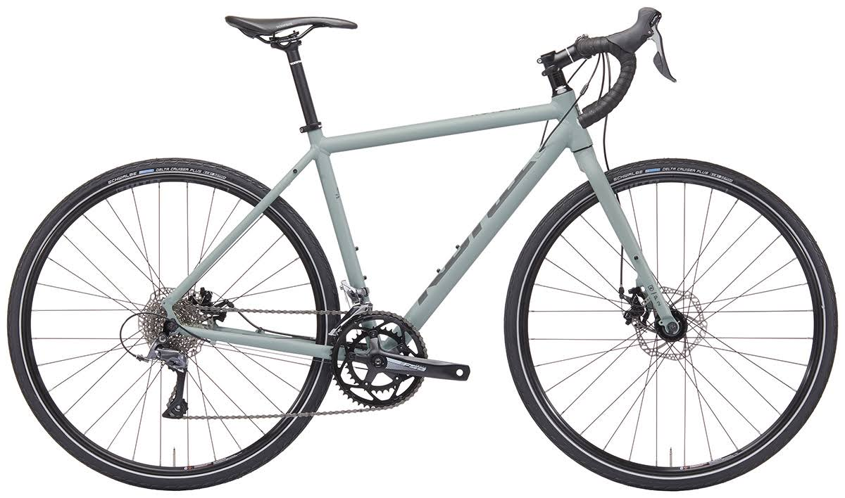 Kona Rove Road Bike - Mint Gray, 52cm