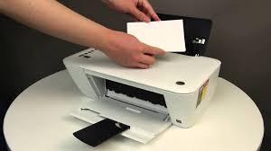 Hp Printer Help Desk by Loading Specialty Paper For The Hp Deskjet 1510 2540 Deskjet Ink