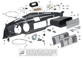 Dashboard Components | 1947-53 Chevrolet Pickup Truck 1947-53 GMC ...