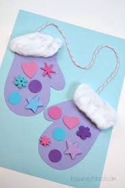 Easy Winter Crafts For Toddlers