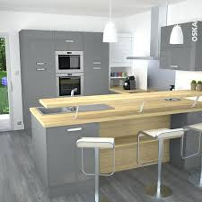 cuisine decor cuisine deco cuisine avec bar grand ilot de cuisine dacco cuisine