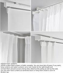 Dignitet Curtain Wire Nz by Curtain Rails U0026 Rods Ikea