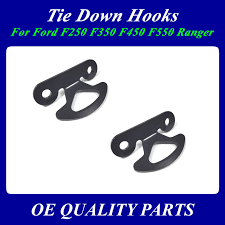 Ford F250 F350 F450 F550 Ranger Truck Bed Tie Down Hooks /(2/) OEM ... Towing Planet Truck Bed Tie Downs Pickup Anchors Side Wall Loop Techliner Liner And Tailgate Protector For Trucks Weathertech Amazoncom 4 Drings 38 Heavy Duty Steel Tiedown For 3x5 Bungee Cargo Net Stretches To 5x8 Houseables Cover 5mm Thick X 6 Elastic Cheap Hooks Find Deals On Line At Alibacom Clampon 2 Pack 676613 Accsories Best Rated In Helpful Customer Reviews Tool Boxes Liners Racks Rails Preparation Cave Campers