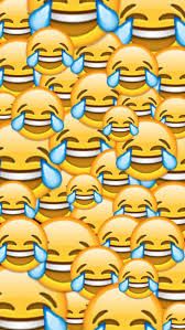 Laughing Emoji Face Wallpapers