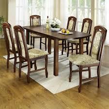 esszimmermöbel in verschiedenen ausführungen stühle 2er set nussbaum beige