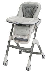 Graco Blossom High Chair Waterloo by Feeding Baby