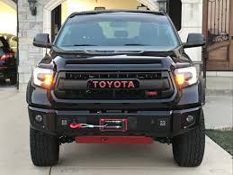 Daytime Running Lights   Page 2   Toyota Tundra Forum 5pcs Amber Led Cab Roof Top Marker Running Lights For Truck Black Led Lighting Fancy Driving Trucks 2016 Gmc Sierra Shows Off Its New Face Aoevolution Dodge Ram 3500 Vw Atlas Tanoak Pickup Teases Honda Ridgeline Rival Slashgear Drl Daytime Light Toyota Hilux 52018 Fog Lamp Itimo 60 6 In 1 Reversing Brake 4 Pin Cnection Tailgate Bar Recon 264227amclx Extra Air Dam Automotive Household Trailer Rv Bulbs Parts Accsories Caridcom Ford F350 Super Duty Questions Need To Locate The Fuse That How Wire Dual Function Running Lights Into Your 2015 Style